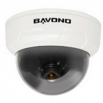 """Bavono"" BVO204F, 620 TVL (Color) / 700 TVL (B/W) High Resolution Day/Night Mini Dome Camera"