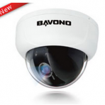 """Bavono"" BVO228S, Ultra High Resolution Wide Dynamic Range Dome Camera"