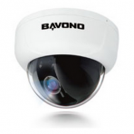 """Bavono"" BVO228W, Ultra Wide Dynamic Range High Resolution Dome Camera"