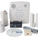 """""""GE"""" 80-307-3X, Simon 3 Wireless Home Security System"""