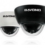 """Bavono"" BVO304P, 540 TVL Ultra Wide Dynamic Range Vandal Proof Mini Dome Camera"