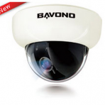 """Bavono"" BVO328S, Ultra High Resolution WDR Vandal Proof Dome Camera"