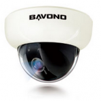 """Bavono"" BVO328W, Ultra High Resolution UWDR Vandal Proof Dome Camera"