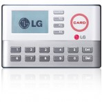 """""""LG"""" LACT10-R, RF Card Authentication System"""