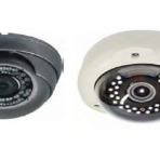 """NITRO"" NVP3 / NVP4 Series, Vandal Resistance Mini Dome Camera"