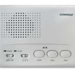 """Commax"" WI-3SN, 3 Channels Wireless Intercom"