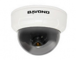 """Bavono"" BVO204F, 620 TVL (Color) / 700 TVL (B/W) High Resolution Day/Night Mini Dome Camera"