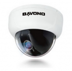 """Bavono"" BVO228W, Ultra Wide Dynamic Range High Resolution Dome Camera"