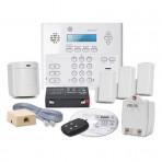 """GE"" 80-649-3N-XT, SIMON XT WIRELESS Security System"