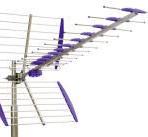 """""""Eight"""" AC-44 / AN-6001, Digital TV Antenna"""