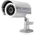 """AVTECH"" AVC667RP/F60, 1/3″ SONY Color CCD IR Camera"