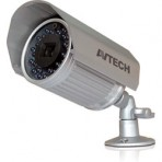 """AVTECH"" AVM157AP/F60, 1/3″ SONY Color CCD 24 IR LEDs IR Camera (W/Line Lock Function)"