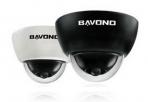 """Bavono"" BVO304P, 540 TVL Ultra Wide Dynamic Range Vandal Proof Mini Dome Camera"