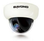 """Bavono"" BVO328W, Ultra High Resolution UWDR Vandal Proof Dome Camera"