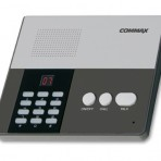 """Commax"" CM-810/800S, 10 channels Intercom (Master Station)"