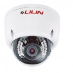 """LILIN"" CMR6182X / 6186X, D/N Vandal Resistant ATR 700TVL Vari-Focal IR Dome Camera"