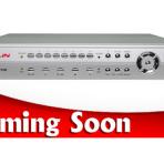 """LILIN"" DVR216B, H.264 DVR Surveillance Recording System (Coming soon)"