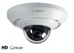 """Bosch"" FLEXIDOME micro 5000 IP, HD/MP Fixed IP Domes"
