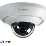 """Bosch"" FLEXIDOME micro 5000 IP, HD/MP Fixed IP Domes"