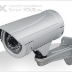 """IPUX"" ICL5122, Bullet IP Camera"