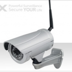 """IPUX"" ICL5132, Bullet IP Camera"