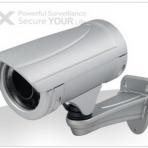 """IPUX"" ICL5422, Bullet IP Camera"