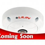 """""""LILIN"""" IPD2452ES, Day & Night 360° Panorama Dome IP Camera (Coming Soon)"""