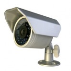 """AVTECH"" KPC257P/F36, Color Waterproof IR Camera (IP68 / 24pcs. IR LED / 15 Meters)"