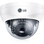 """LG"" L5213R-BN, IR LED Dome Camera"
