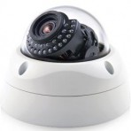 """LG"" L6213R, 30M Vandal Proof IR LED Dome Camera"