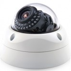 """LG"" L6213R-BN, IR LED Dome Camera"
