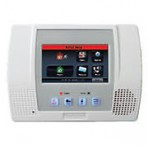 """Honeywell"" LYNX Touch, Wireless control panel"