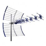 """Eight"" MAX-50 / AN-6002, Digital TV Antenna"