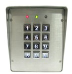 """miTEC"" MKP-1101, Water-Proof Digital Keypad"