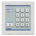"""miTEC"" MKP-1321, Antimagnetic Digital Keypad(W/Bell Button)"