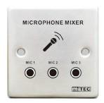 """""""miTEC"""" MPX-301, Microphone Mixer"""