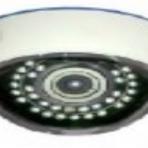 """NITRO"" NDC5WDMX, NDC5 Ultra Wide Dynamic Dome Camera"