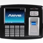 """ANVIZ"" OA1000 URU, Multimedia Fingerprint & RFID Terminal"