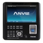 """ANVIZ"" OA3000, Multimedia Fingerprint & RFID Terminal"