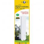 """Eight"" ODA-133, Great outdoors/outdoor digital reception antenna"