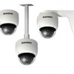 """""""Bavono"""" PTM- 520CDN / PTM-520WDN / PTM-520HDN, 520 TVL (Color) / 570 TVL (B/W) Mini Smart Dome Camera"""