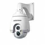 """Bavono"" PTW-983IR, 600 TVL (Color) / 650 TVL (B/W) Outdoor 23X Optical Zoom Long Range Day / Night IR PTZ Dome Camera"