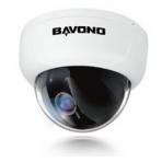 """Bavono"" WDR-600DNP, 600 TVL High Resolution Wide Dynamic Range Dome Camera"