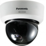 """Panasonic"" WV-CF344, Fixed Dome Camera"