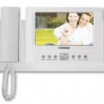 """Commax"" CAV-71B, 7″ LCD Color Video Indoor Station"