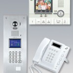 """""""Aiphone"""" GT Standard, Hands-free Color Video Apartment System with Picture Recording, Zoom & PanTilt features"""