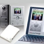 """Aiphone"" JKW-IP, IP color video intercom adaptor"
